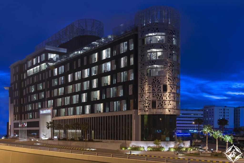 الفنادق الفاخرة في الرياض - فريزر سويتس الرياض