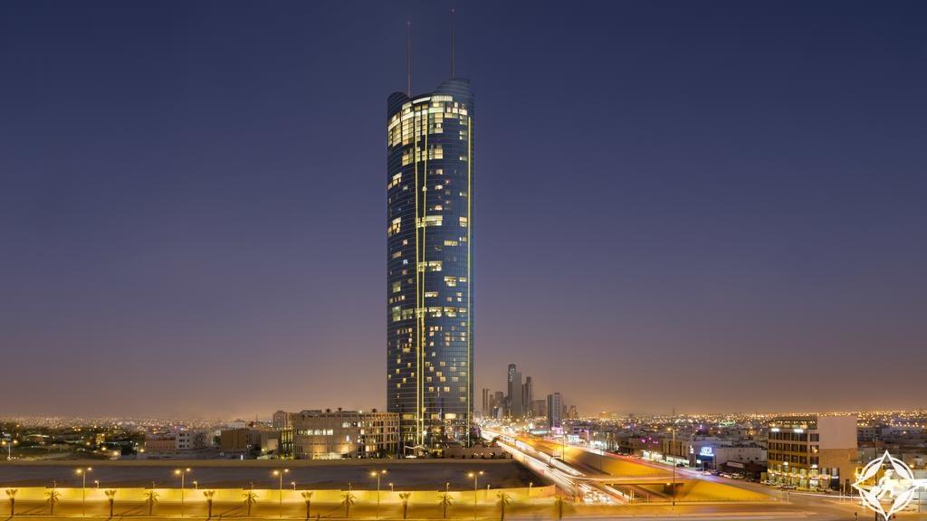 الفنادق الفاخرة في الرياض - فندق برج رافال كمبينسكي