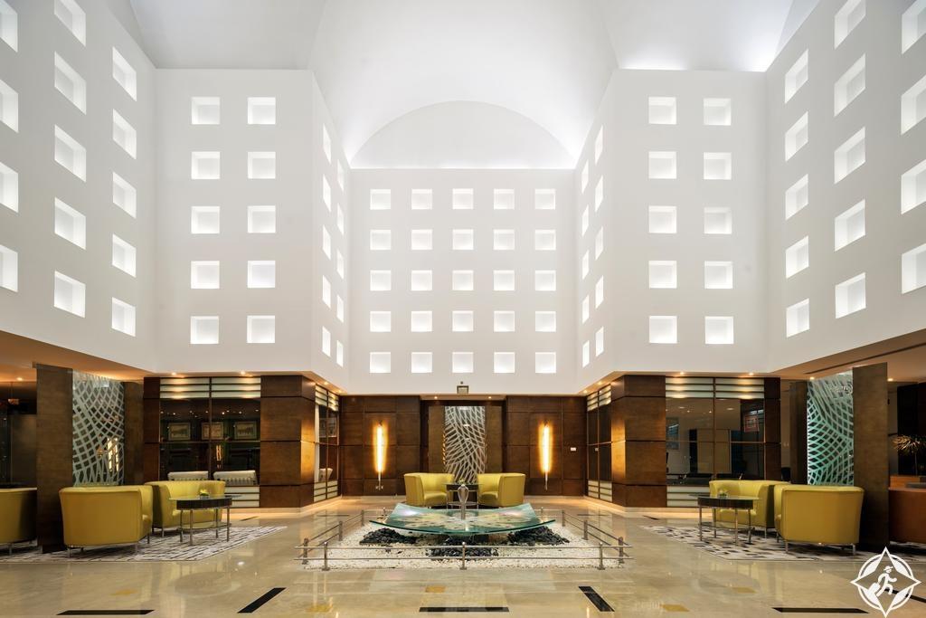 الفنادق الفاخرة في الرياض - فندق راديسون بلو الرياض
