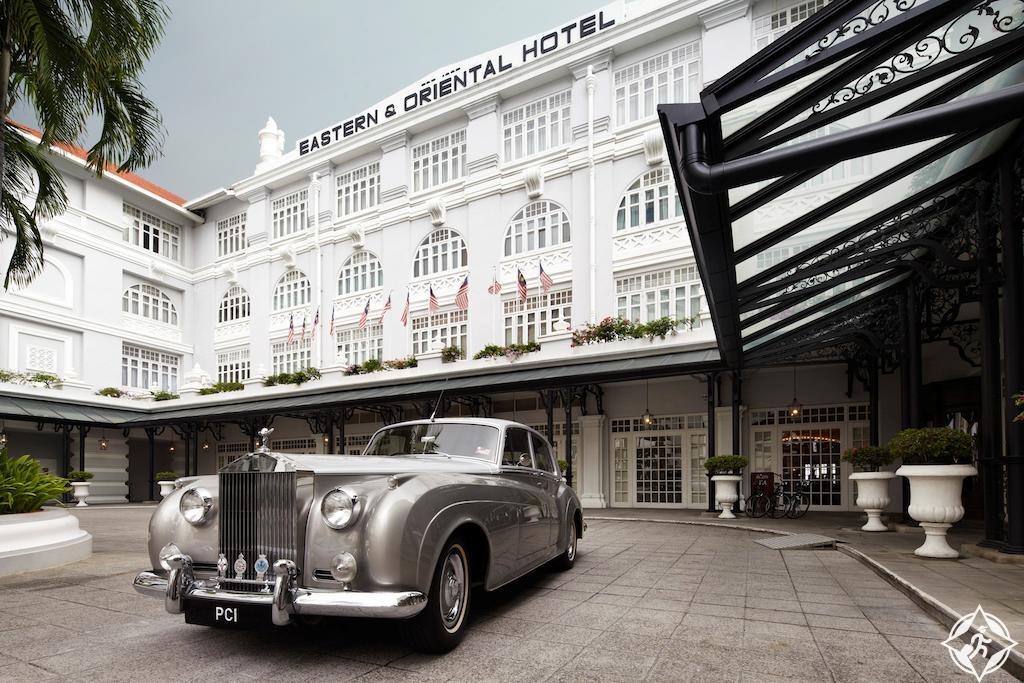 الفنادق الفاخرة في بينانج - فندق إيسترن آند أورينتال
