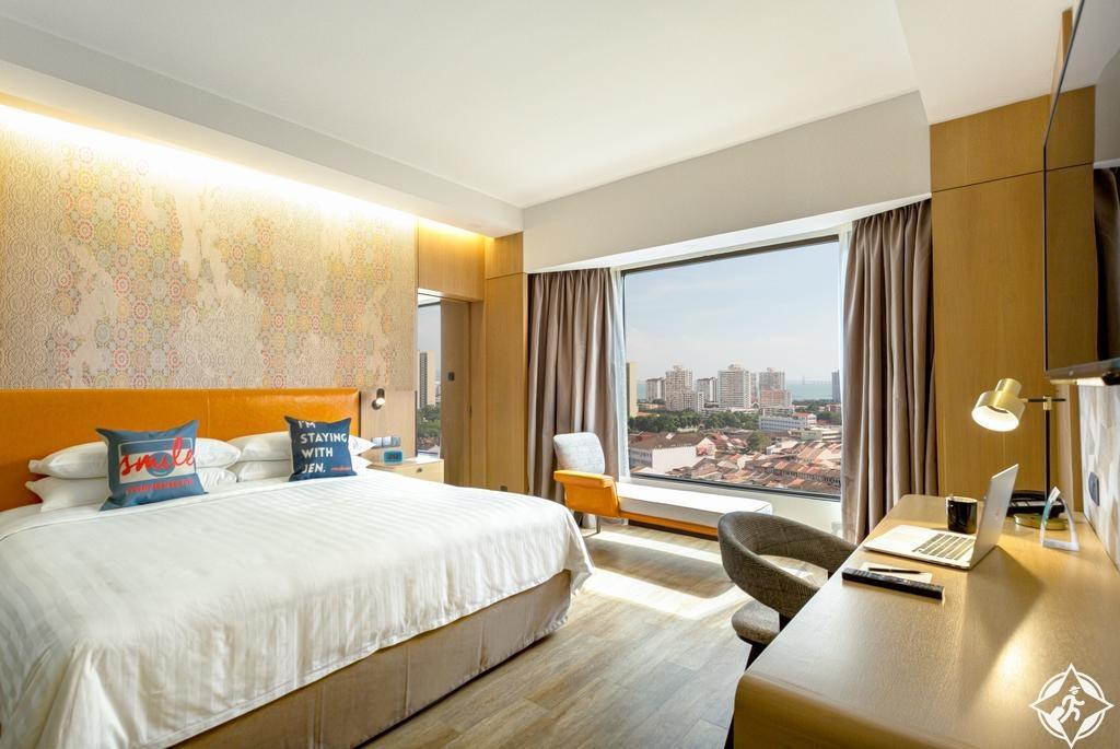 الفنادق الفاخرة في بينانج- فندق جين بينانج
