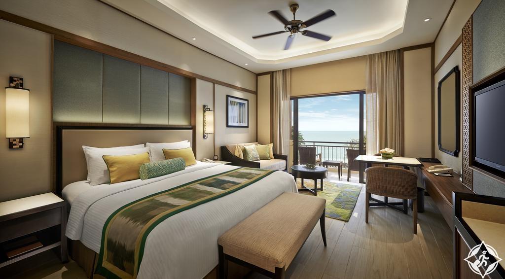 الفنادق الفاخرة في بينانج- منتجع وسبا شانغريلا راسا سيانغ