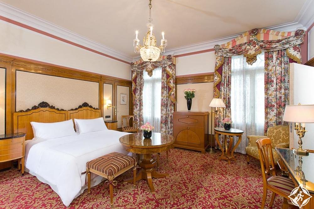 الفنادق الفاخرة في فيينا - فندق بريستول فيينا