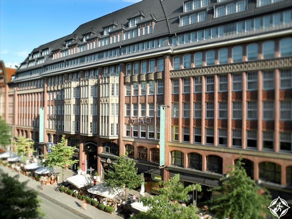 الفنادق الفاخرة في هامبورغ - بارك حياة هامبورغ