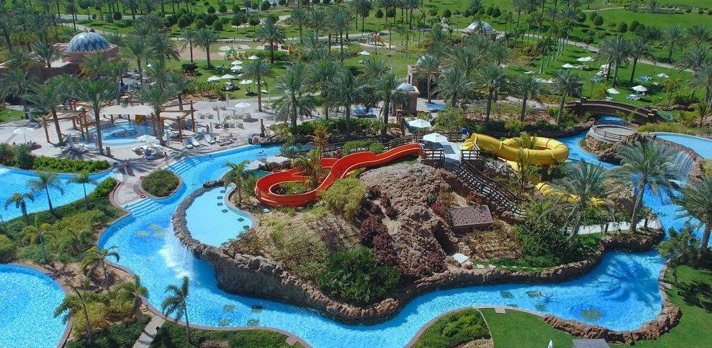 الفنادق في أبوظبي - قصر الامارات