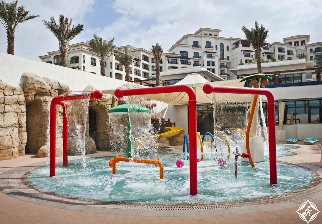 الفنادق في أبوظبي - منتجع سانت ريجيس جزيرة السعديات
