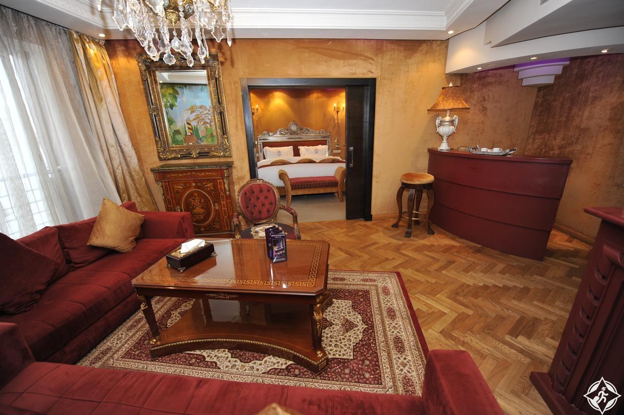 الفنادق في الدار البيضاء - آرت بالاس سويتس آند سبا
