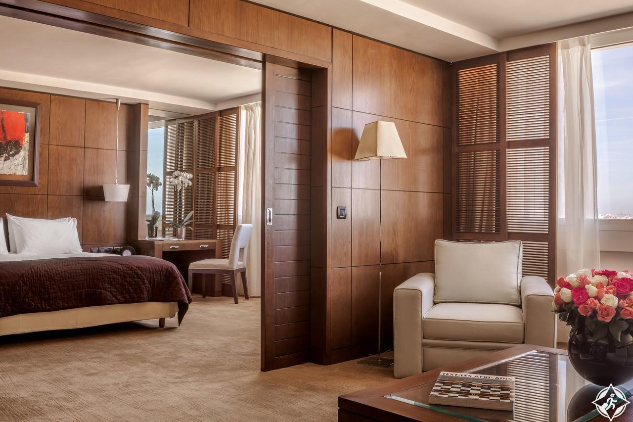 الفنادق في الدار البيضاء - حياة ريجنسي الدار البيضاء