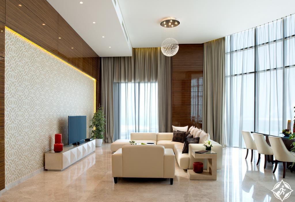 الفنادق في المنامة - أجنحة فريزر في المنطقة الدبلوماسية بالبحرين
