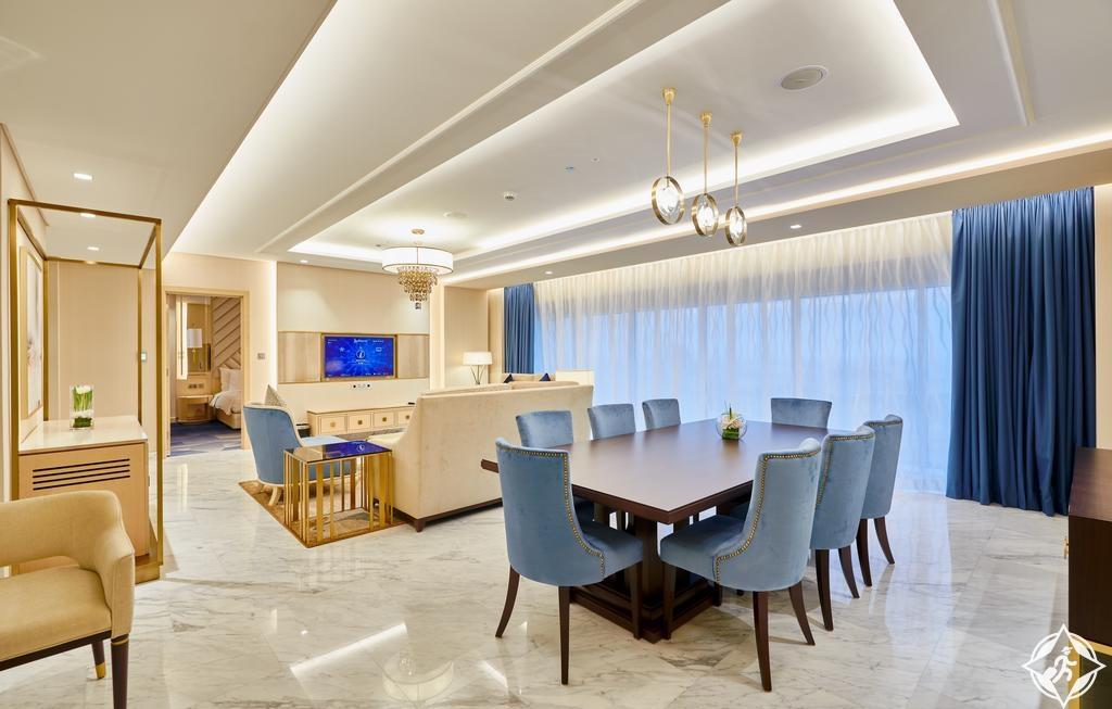 الفنادق في المنامة - فندق دبلومات راديسون بلو ريزيدنس آند سبا