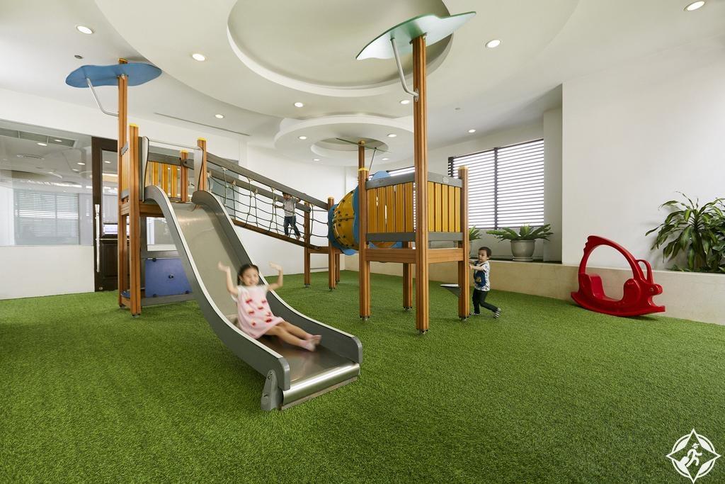 الفنادق في بانكوك - فندق جراند سنتر بوينت راتشادامري في بانكوك