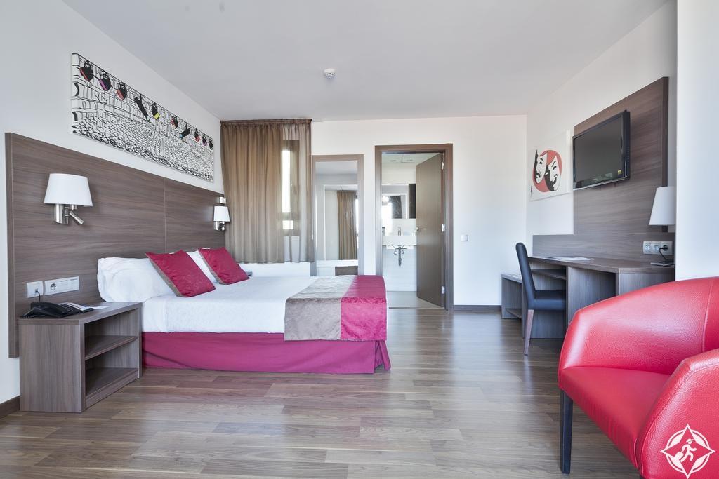 الفنادق في برشلونة - فندق بيست أوتو هوغار