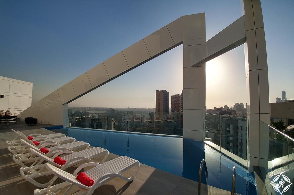 الفنادق في بيروت - رويال توليب الأشرفية