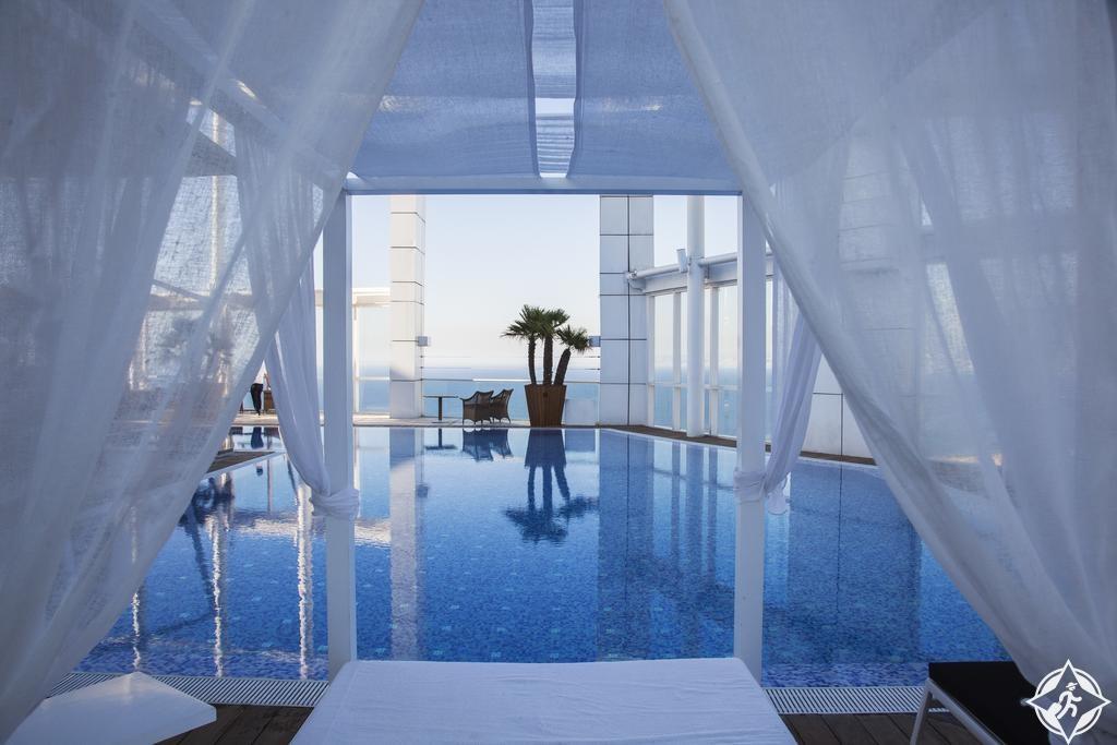 الفنادق في بيروت - فندق فورسيزونز بيروت