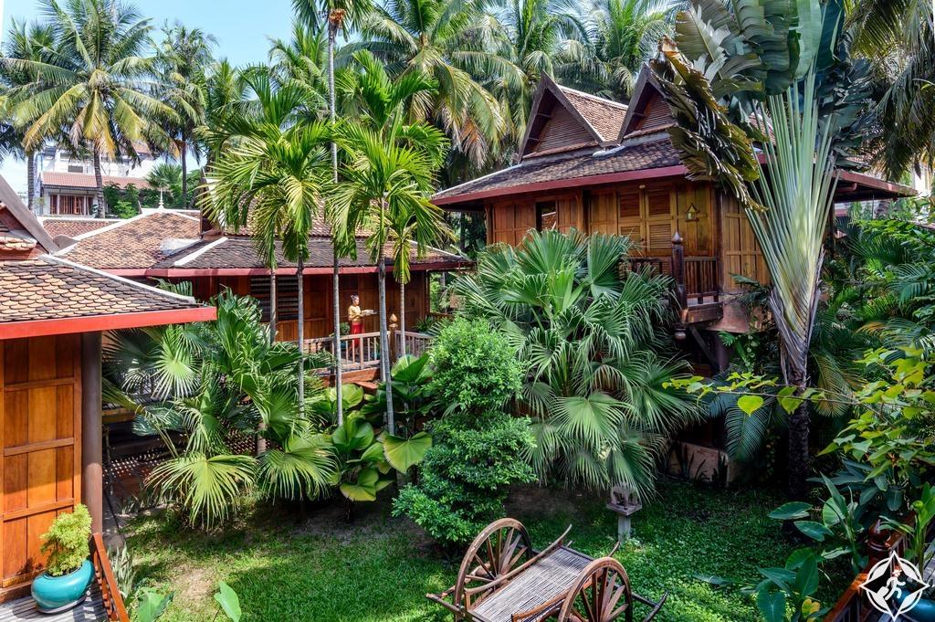 الفنادق في سيام ريب - أنجكور فيلاج هوتيل