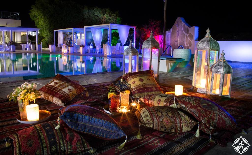 الفنادق في قبرص - منتجع كيب سيرينتي