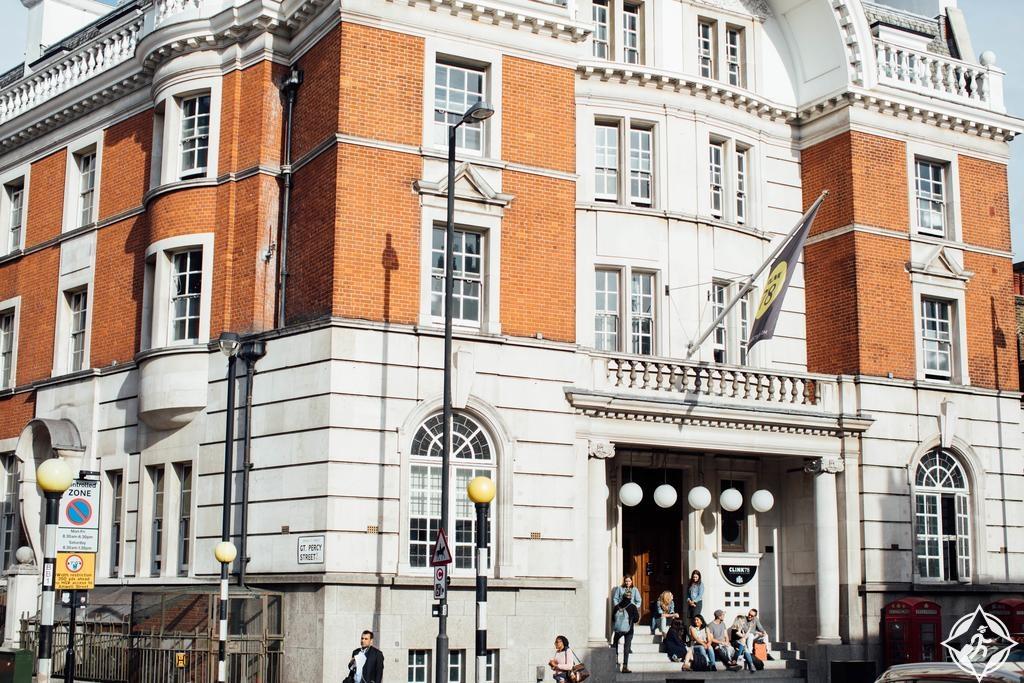 الفنادق في لندن - كلينك 78