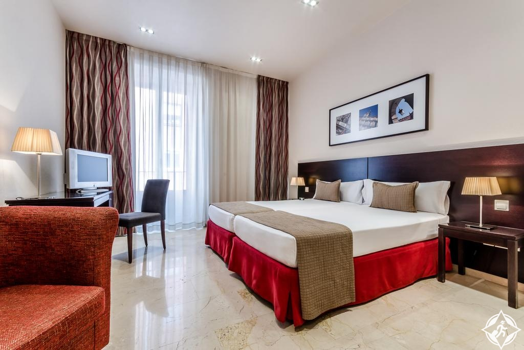 الفنادق في مدريد - فندق إيكس سويتس 33