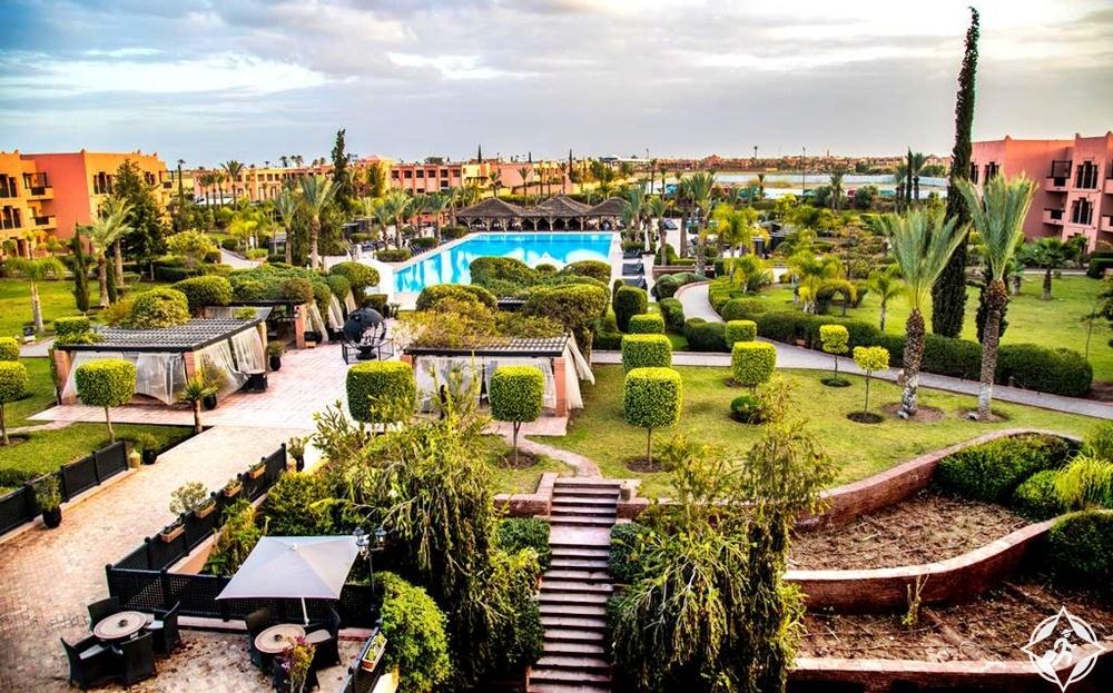الفنادق في مراكش - كنزي منارة بالاس