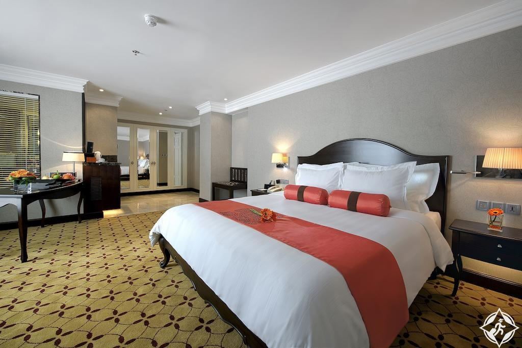 الفنادق في هو تشي منه - فندق إيستين غراند سايغون