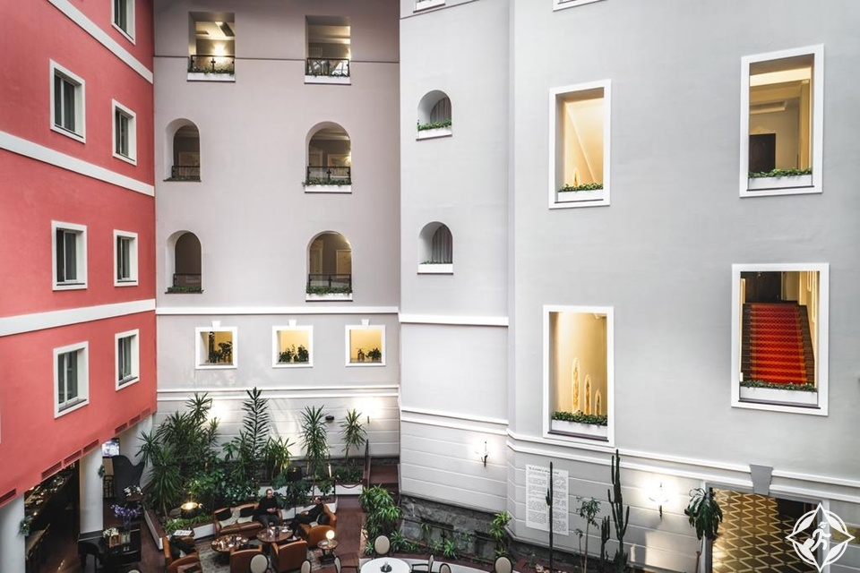 الفنادق في يريفان - فندق غراند يريفان