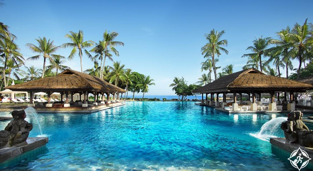 فنادق شهر العسل في بالي - إنتركونتيننتال بالي