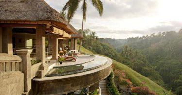 فنادق شهر العسل في بالي - منتجعات فايسروي بالي