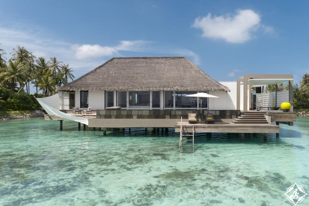أماكن الإقامة الرومانسية في جزر المالديف - شيفال بلان رانديلي