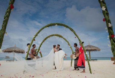 أماكن الإقامة الرومانسية في جزر المالديف - منتجع فيليغاندو آيلاند