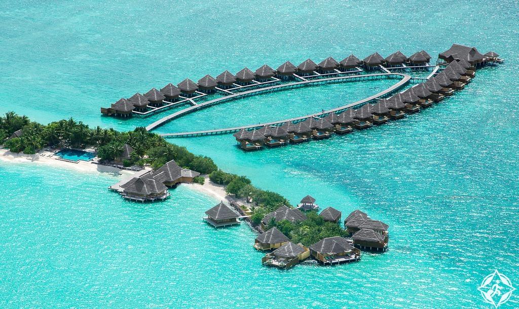 أماكن الإقامة الرومانسية في جزر المالديف - منتجع وسبا تاج إكزوتيكا