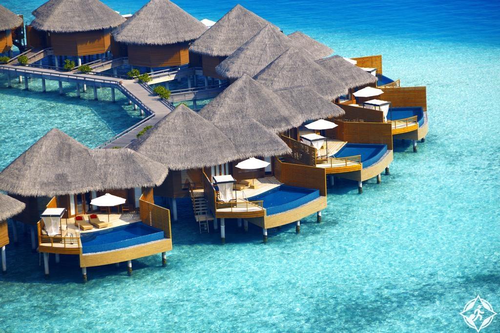 أماكن الإقامة الرومانسية في جزر المالديف - منتجع باروس المالديف