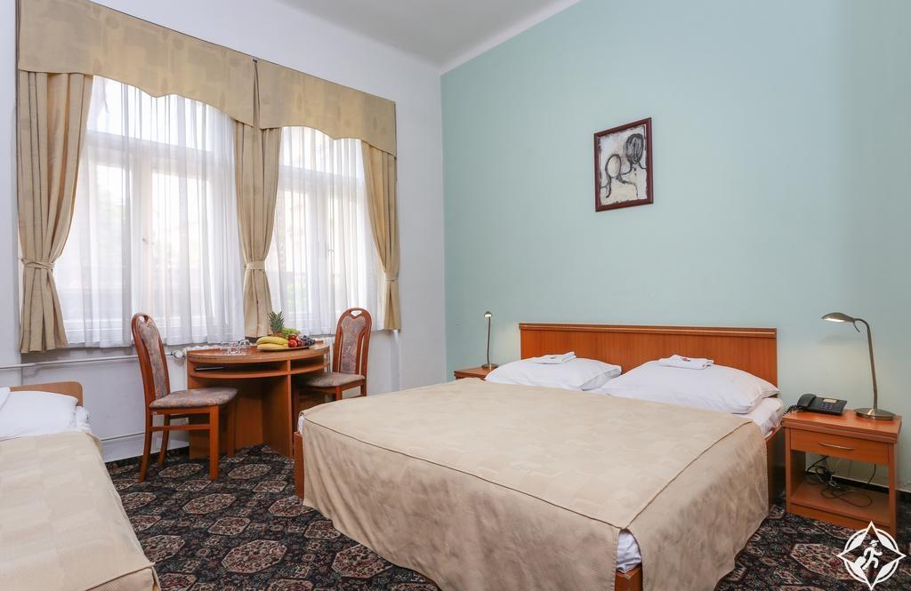 الفنادق الاقتصادية في براغ - سيتي كلوب براغ
