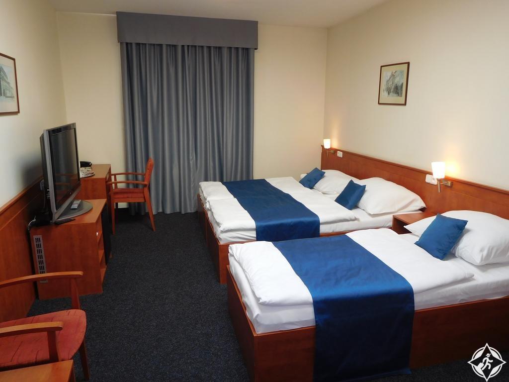 الفنادق الاقتصادية في براغ - فندق بيرانك