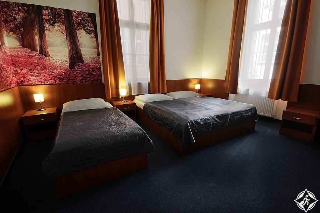 الفنادق الاقتصادية في براغ - فندق زلاتا فاها