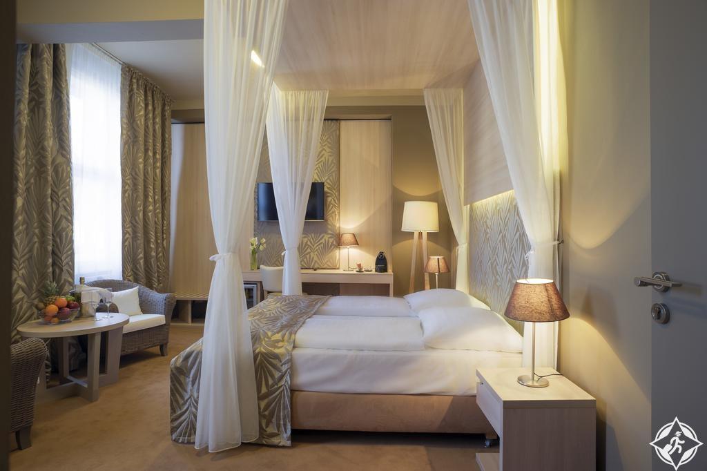 الفنادق الاقتصادية في براغ - فندق كامبا جاردن