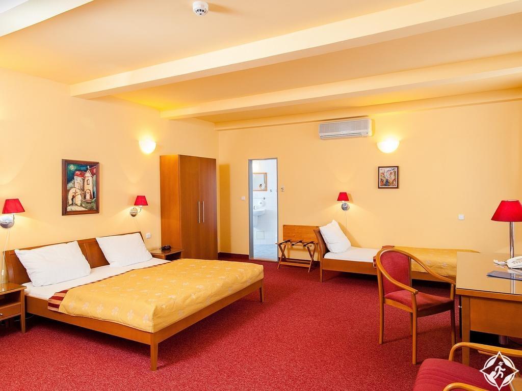 الفنادق الاقتصادية في براغ - فندق كوليستر أن