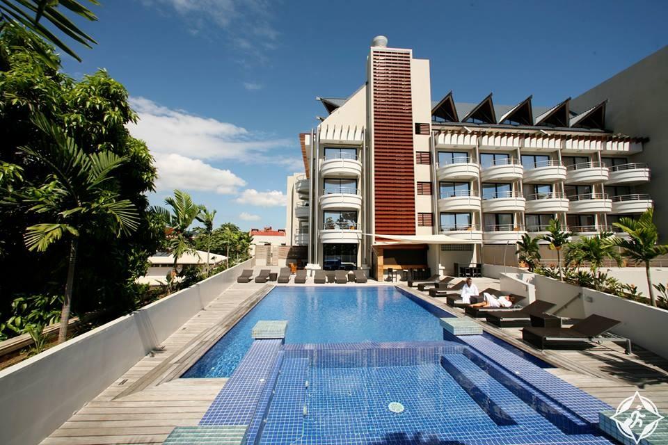 الفنادق الرومانسية في بابيتي - فندق تاهيتي نوي