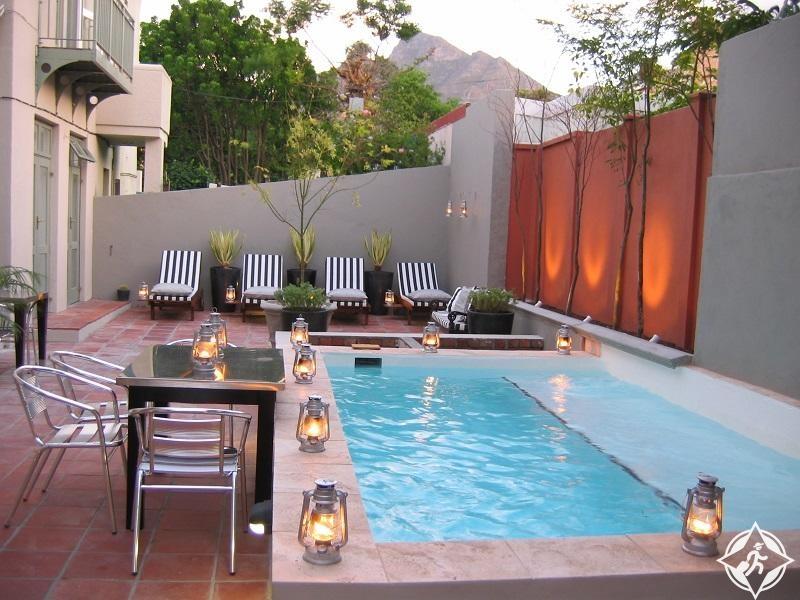 الفنادق الرومانسية في كيب تاون - فيلا الأفريقية