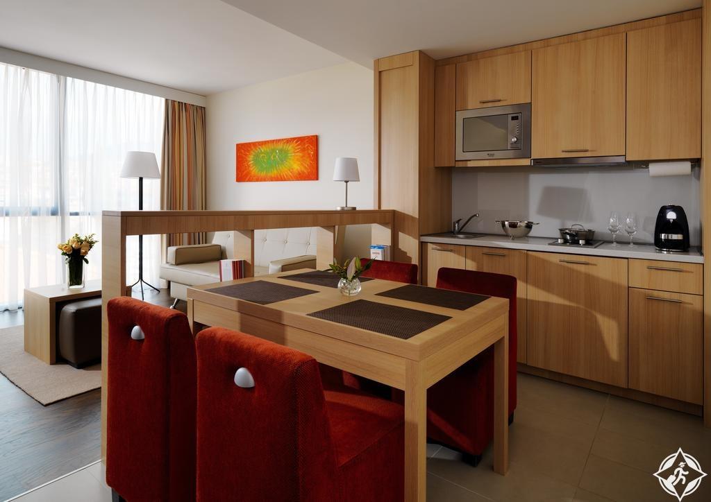 الفنادق العائلية في سراييفو - ريزيدنس إن باي ماريوت سراييفو