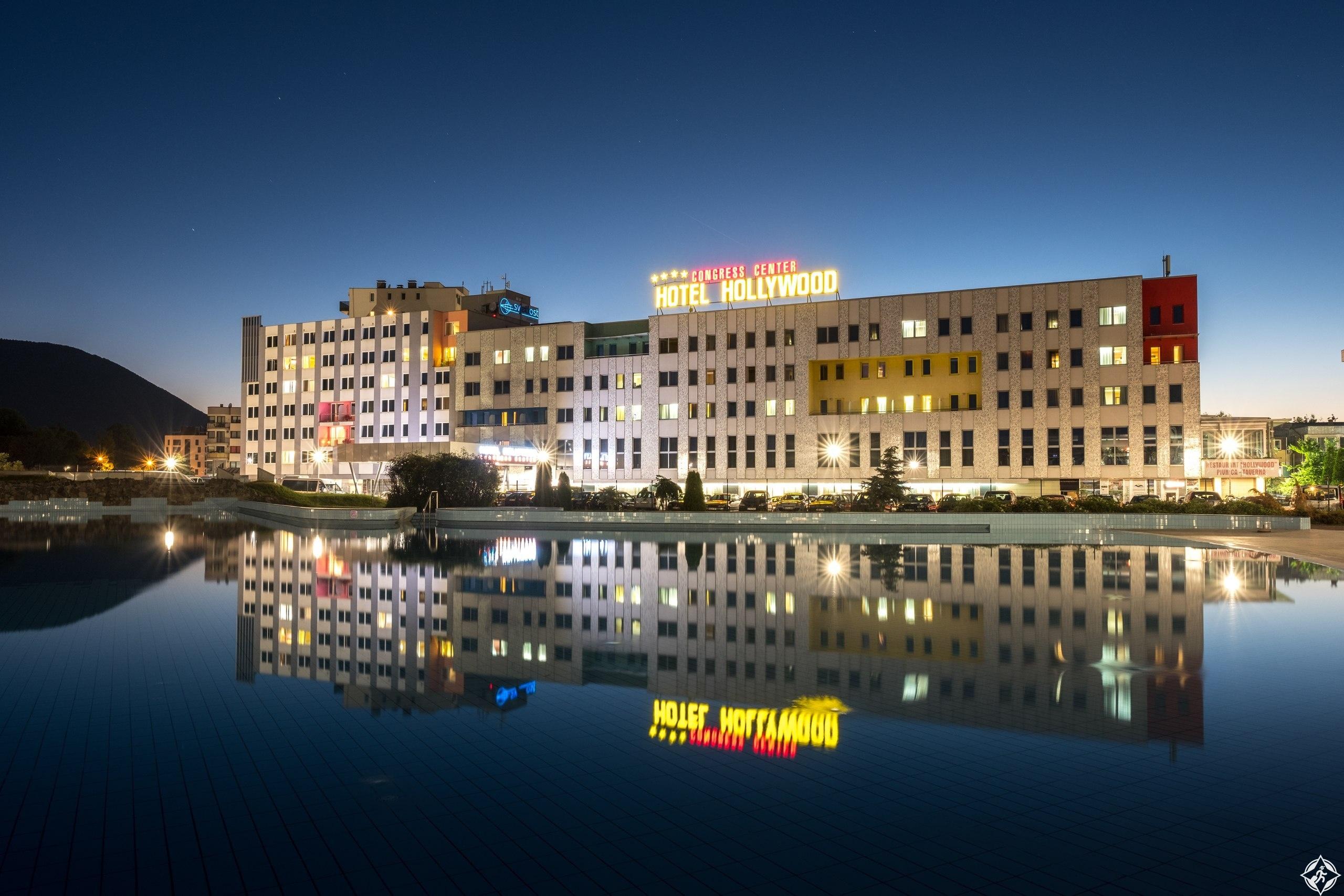الفنادق العائلية في سراييفو - فندق هوليوود