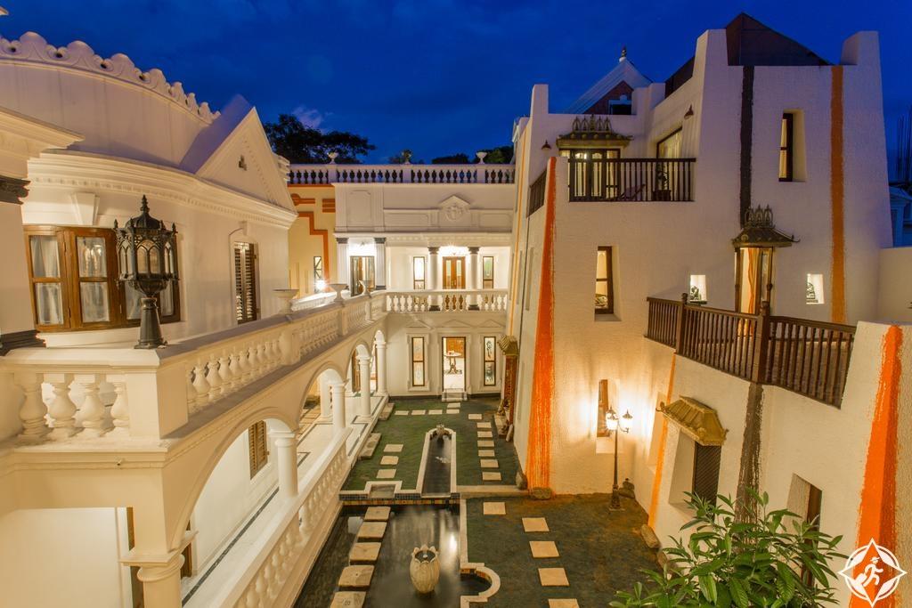 الفنادق العائلية في كاتماندو - بابير محل فيلاس