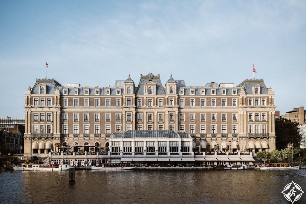 الفنادق الفاخرة في أمستردام - إنتركونتيننتال أمستل