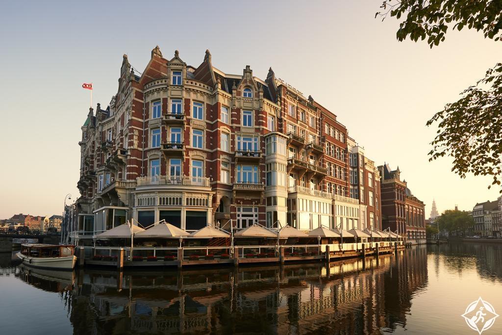 الفنادق الفاخرة في أمستردام - دو لا يوروب