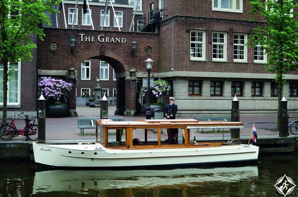 الفنادق الفاخرة في أمستردام - سوفيتيل ليجند ذا جراند أمستردام