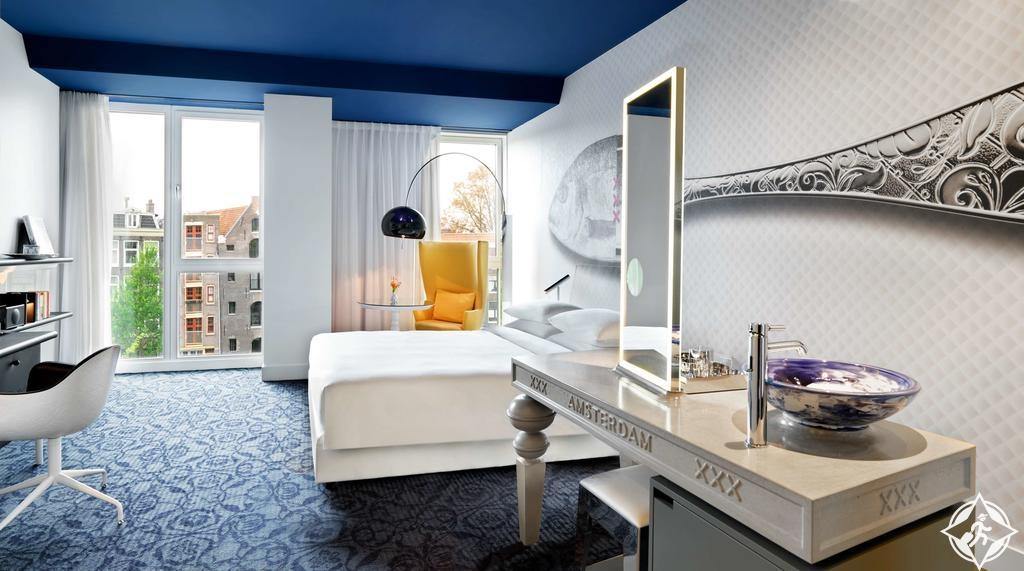 الفنادق الفاخرة في أمستردام - فندق أنداز أمستردام برينزنغراشت