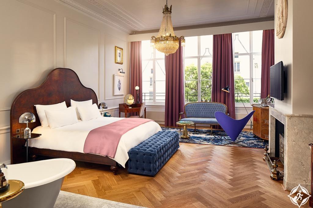 الفنادق الفاخرة في أمستردام - فندق بوليتزر