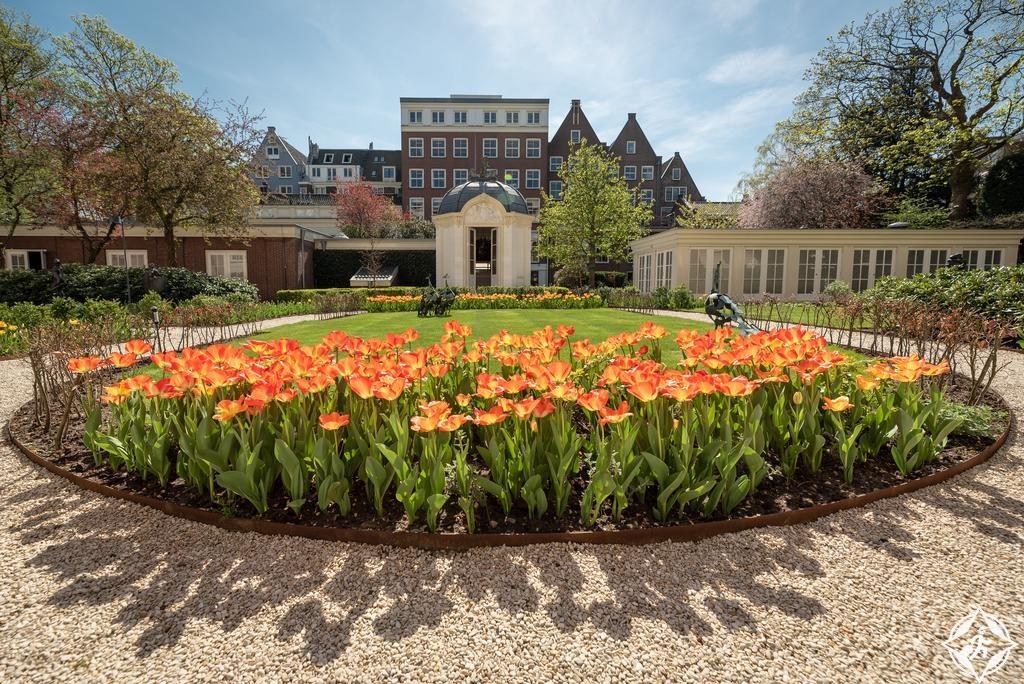 الفنادق الفاخرة في أمستردام - والدورف أستوريا أمستردام