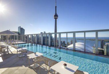 الفنادق الفاخرة في أونتاريو - فندق بيشا تورنتو