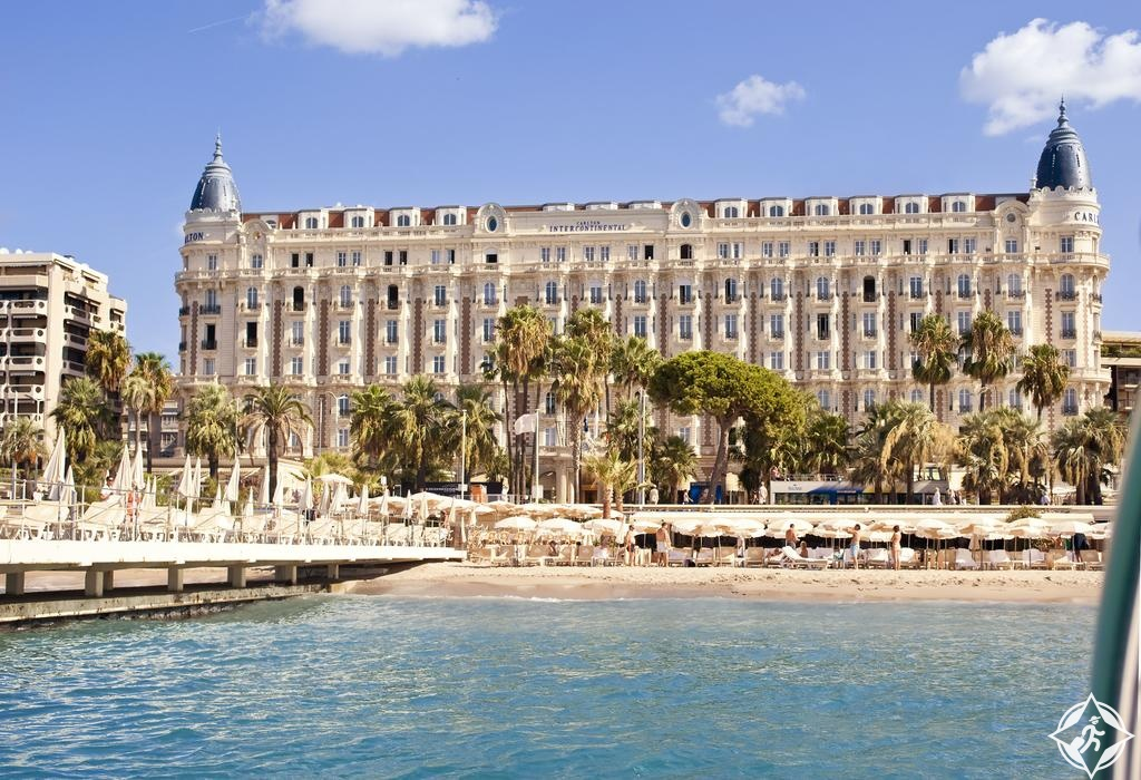 الفنادق الفاخرة في كان - إنتركونتيننتال كارلتون كان