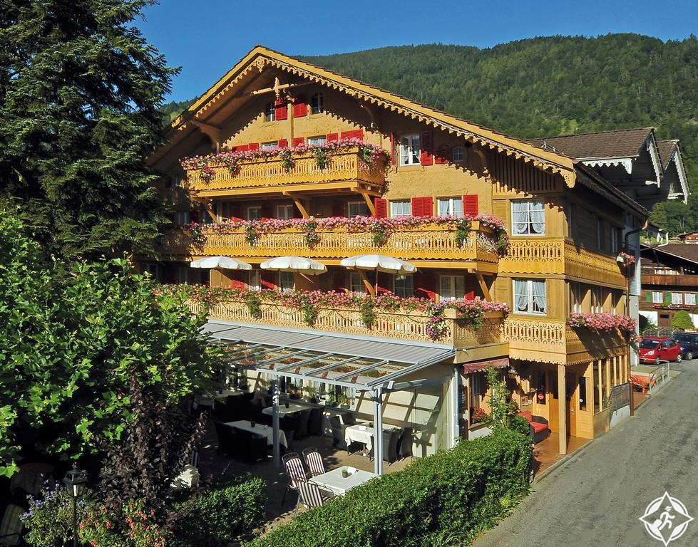 الفنادق في إنترلاكن - فندق ألبينبليك